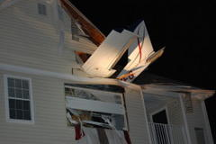 Herndon Plane Crash Report: Aircraft Lost Power Twice Before Slamming Into Apartment