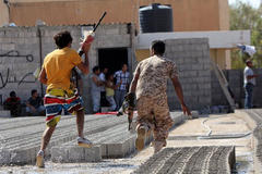 Three Libyan soldiers killed in Benghazi clashes